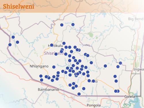 Karte unserer NCPs